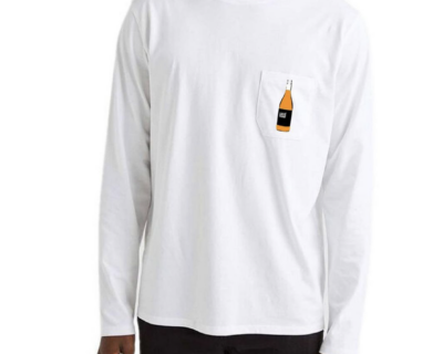 Sand-Reckoner Long-Sleeved Tee